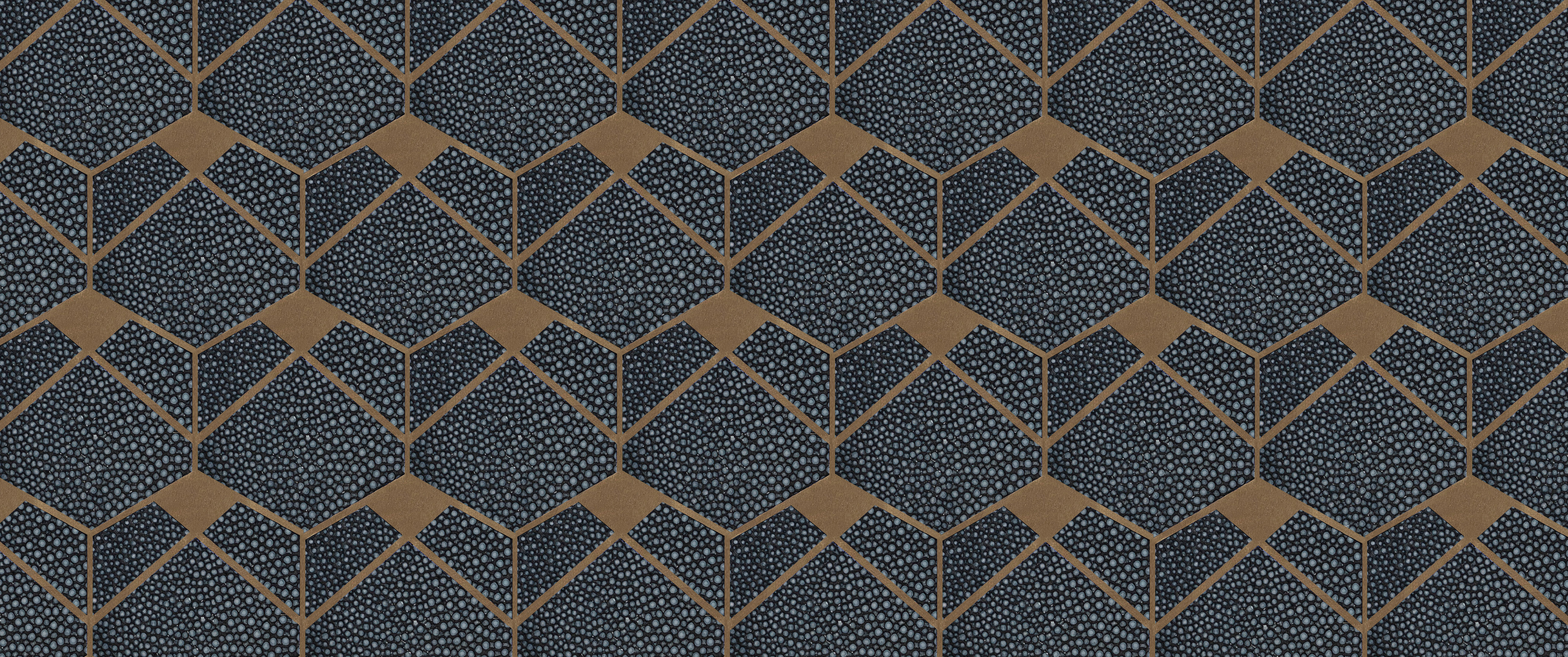 shagreen marquetry
